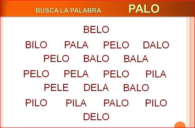 BUSCA PALO