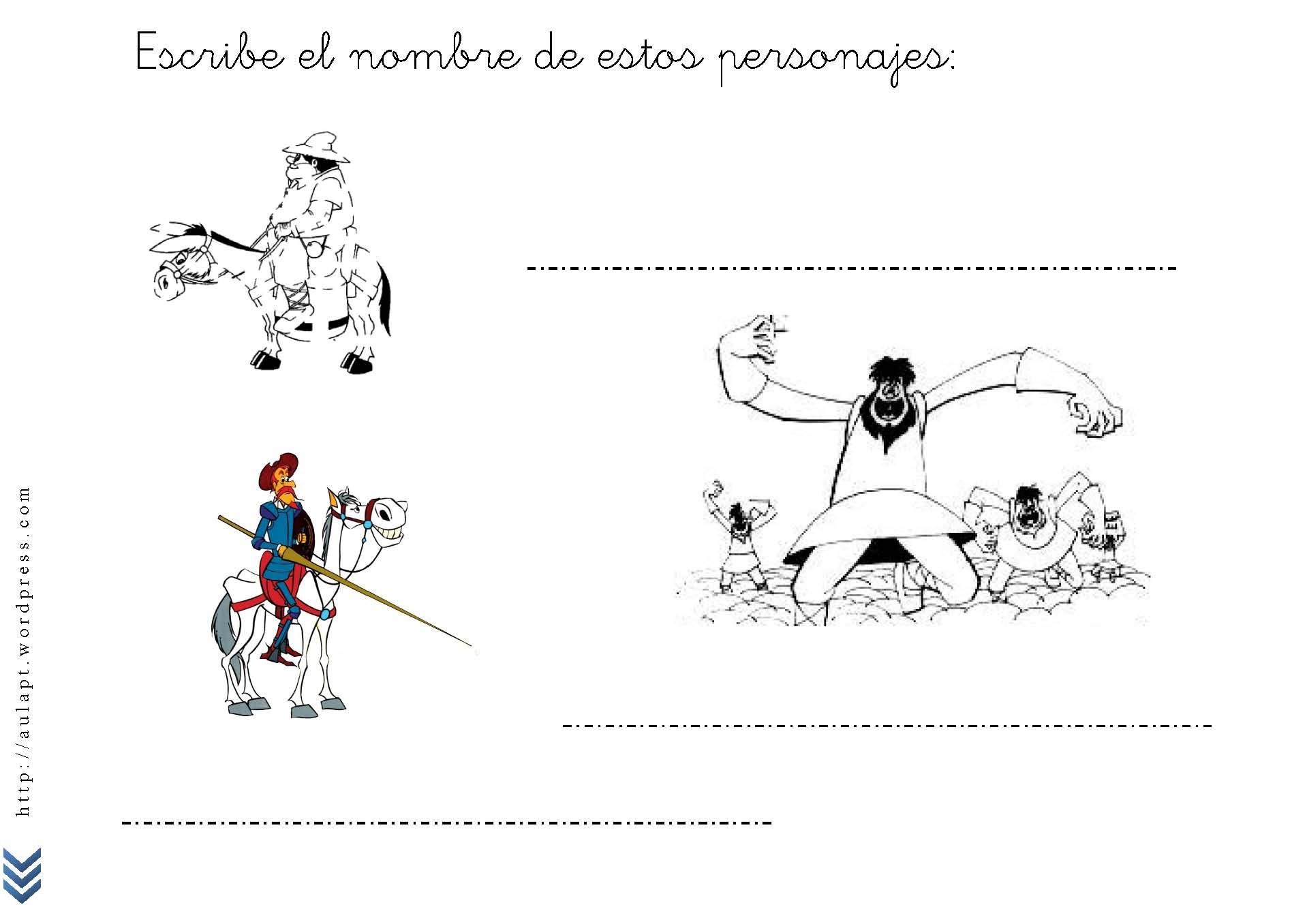 don quijote el ultimo caballero pdf